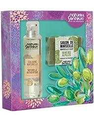 NATURE & SENTEURS - eau de Cologne naturelle/savon olive