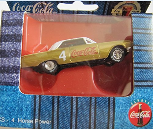 Preisvergleich Produktbild EDOCAR 1994 - CS-4 HORSE POWER - the COCA COLA COLLECTOR EDITION