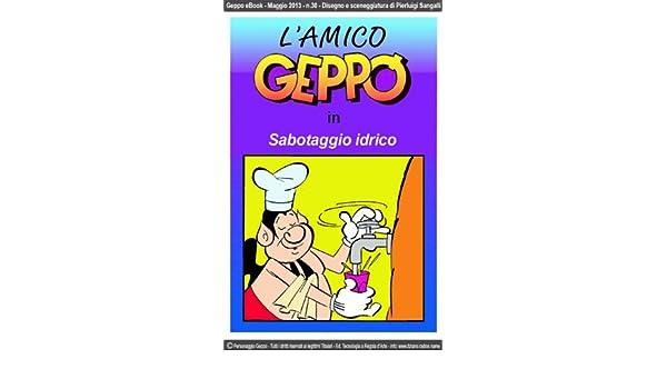 GEPPO eBook NUMERO 26 EDIZIONE BIANCO E NERO 800x1280 (Italian Edition)