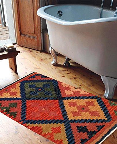Miss cucci tappeto kilim turkestan 04v3 (65x110)