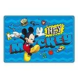 Teppich Disney Mickey Mouse 60x 40cm