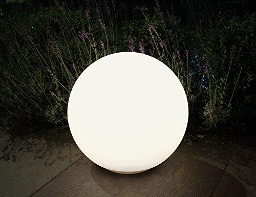 LED Kugelleuchte Gartenkugel GlowOrb solar 38cm Ø Top Qualität 10767