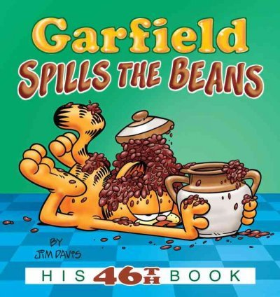 (Garfield Spills the Beans) By Davis, Jim (Author) Paperback on (09 , 2008)