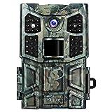 Victure HC600 Wildkamera mit Bewegungsmelder Nachtsicht,Camouflage,20MP