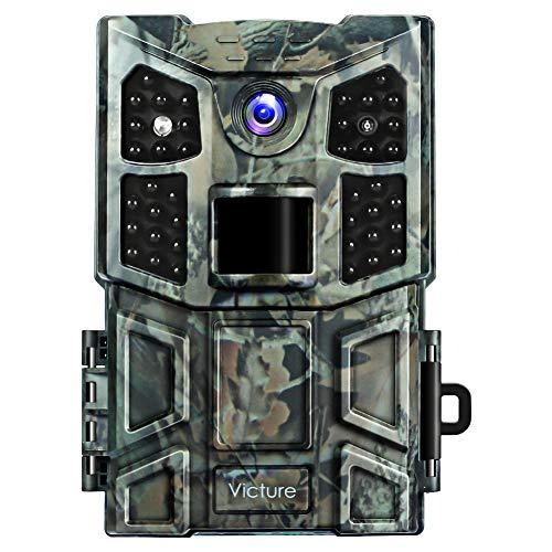Produktbild Victure HC600 Wildkamera mit Bewegungsmelder Nachtsicht,Camouflage,20MP