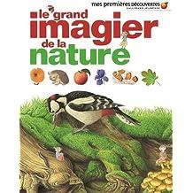 Le grand imagier de la nature