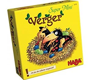 HABA - Super Mini Vergel, 005476