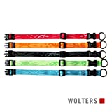 Wolters Halsband Sunset Gr.S 19-28cm orange