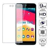 Guran® Glass Screen Protector pour Wiko Rainbow Jam 3G/ Wiko Rainbow Jam 4G Smartphone Screen Verre Trempé Protecteur d'écran Résistant aux éraflures