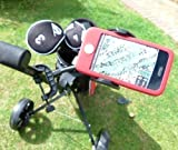 iPhone 3GS Halter Golf Trolley / Wagen Halterung