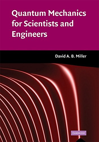 Quantum Mechanics for Scientists and Engineers (Classroom Resource Materials)