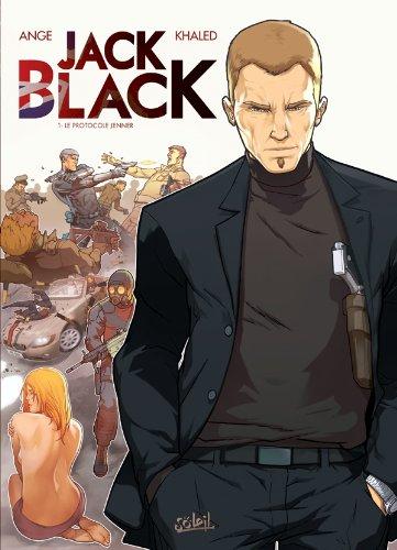 Jack Black T01 Le Protocole Jenner