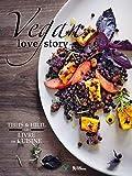 Vegan love story - Tibits & Hiltl le livre de cuisine
