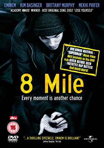 8 Mile [Reino Unido] [DVD]