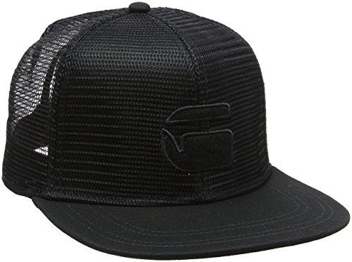 G-star Raw Accessoires (G-STAR RAW Herren Baseball Cart Trucker Cap, Mehrfarbig (Dk Black 6484), One Size (Herstellergröße: Piece))