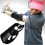 Andux Golf Ellenbogenstütze Korrektorträger Arc Golfübungsmittel Hetero Praxis ZJ-01