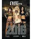 Hot Shots Official Calendar Issue 2016