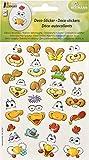 HEITMANN DECO-Sticker - Lustige Hasen und Enten - Aufkleber Ostereier