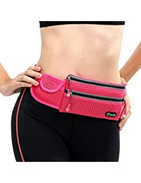 New In Imported Product Slim-fit Light Running Fanny Pack / Waist Pouch For Cycling Gym Treadmil , Hold Iphone...