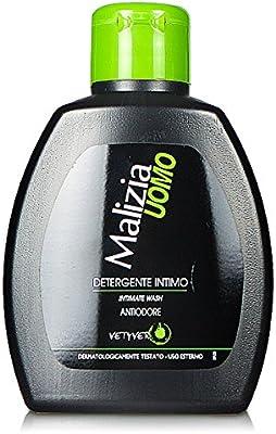 Malizia - Jabón Intimo para hombre - 200 ml