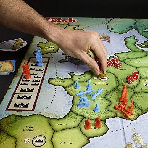 Riesgo europa juego