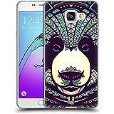 Head Case Designs Panda Animaux Aztèques 3 Étui Coque en Gel molle pour Samsung Galaxy A5 (2016)