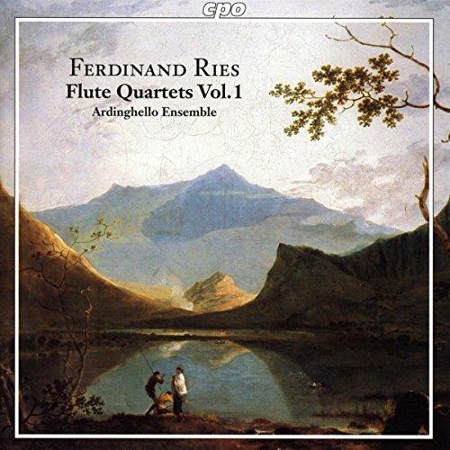 Kammermusik Für Flöte und Streichtrio Vol.1