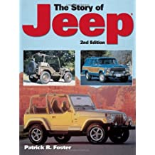 The Story of Jeep by Patrick Foster (2004-09-18)