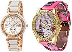 Womens Watches (Kitcone Analog Multi-colour Dial Womens Watches )-nw 4781199