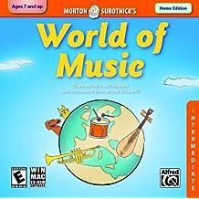 Creating Music: World of Music (Intermediate) (Home Version)