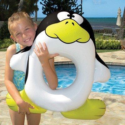 Penguin Pool Tube by Poolmaster -