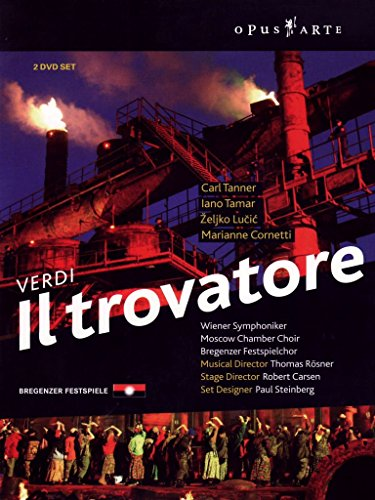 Verdi, Giuseppe - Il Trovatore [2 DVDs]