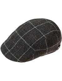 Ledatomica Cappello Uomo Coppola Modello Liverpool Tessuto Shetland 100%  Lana 3e5417e387ce