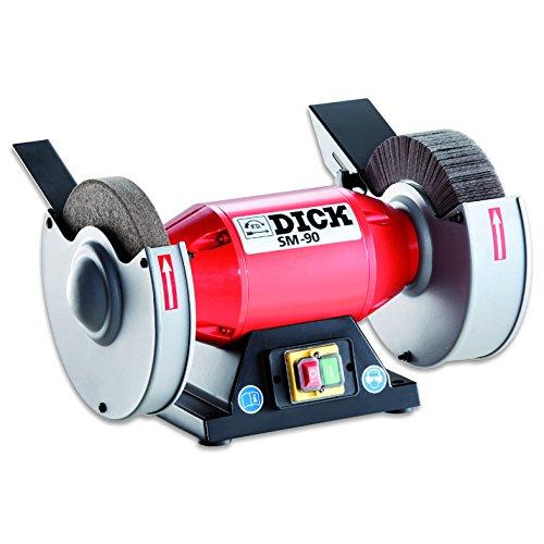 Dick Afiladora de Cuchillos eléctrica (220V) Marca SM-90 de Disco de láminas...