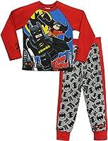 Lego Batman Boys Lego Batman Pyjamas Batman & Robin Ages 4 to 13 Years