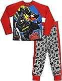 LEGO Heroes Jungen Batman Schlafanzug Batman & Robin 140