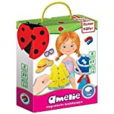 Amelie - Magnetische Anziehpuppe