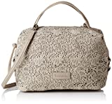 Tamaris MATILDA Handbag 1349161 Damen Henkeltaschen 21x21x14 cm (B x H x T), Beige (stone comb 293)