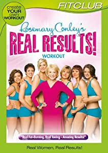Rosemary Conley's Real Results for Real Women [DVD]