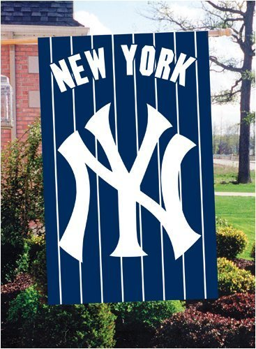 New York Yankees 44 x 28 Wandleuchte Banner Flag By sportsmagick