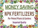 Money Saving, Water Soluble NPK DAP Fertilizer, Good for Plant Health, Plant Growth