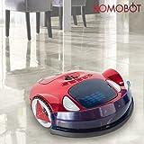 omnidomo-komobot-robot Aspirapolvere intelligente, 25W, Batteria ad alta capacità, Serbatoio da 140ml, autonomia 30min