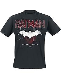 Batman Arkham Asylum Tour T-Shirt schwarz