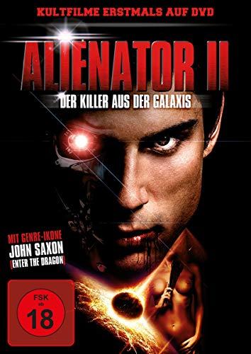 Alienator 2 - Der Killer aus der Galaxis (Uncut)