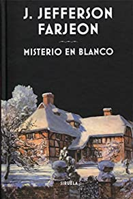 Misterio en blanco par J. Jefferson Farjeon