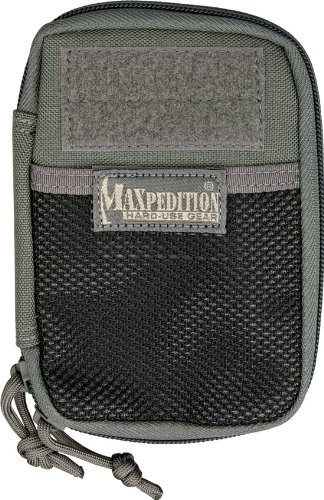 Maxpedition Mini Pocket Organizer Tasche, Foliage Green, Einheitsgröße