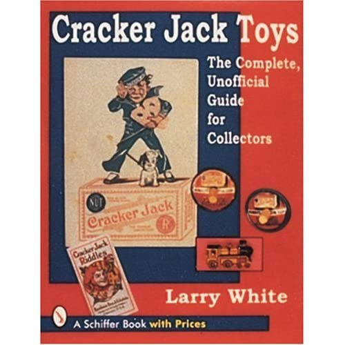 Cracker Jack? Toys by Larry White (January 03,1997)
