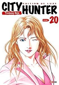 City Hunter - Nicky Larson Edition de luxe Tome 20