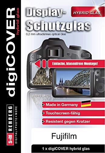 digiCOVER Hybrid Glas Displayschutz FUJIFILM X-T2 / X-H1