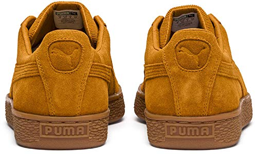 Puma Suede Classic Pincord Shoes Buckthorn